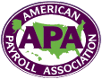 Proud member of the American Payroll Association